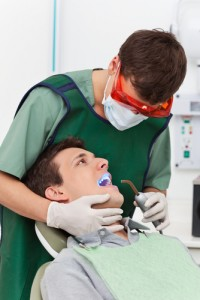 Male dentist for website 200x300 Materials and Practices: Assessment, Interest Inventories, and Marketing & Recruitment