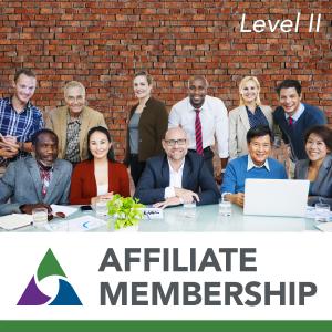 Level 2 Affiliate Membership