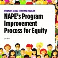 """An article by Ben Williams, PhD, has been published in the November/December issue of ACTE Techniques. """"Increasing access, equity and diversity: NAPE's Program Improvement Process for Equity"""" is a feature […]"""