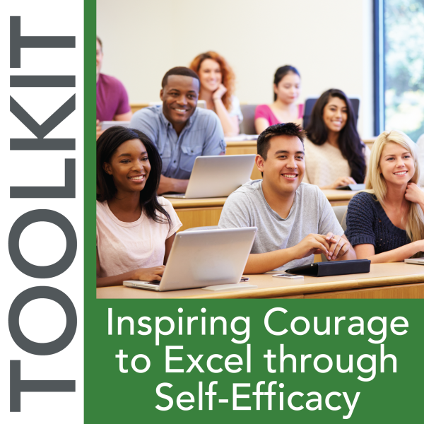 NAPE's Inspiring Courage to Excel through Self-Efficacy Toolkit