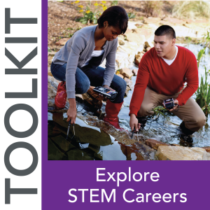Explore STEM Careers Toolkit