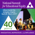 NAPE is now accepting proposals for its annual National Summit for Educational Equity (Summit) on April 28-May 2, 2019, at the Hilton Crystal City in Arlington, VA. This year's Summit […]